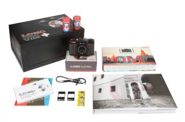 Lomography Lomo LC-Wide, Package Deal 509