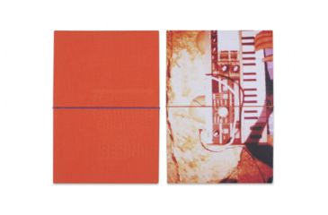 Lomography Photo Accordion - Landscape 1, orange andphoto 227
