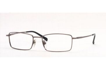 Luxottica Eyeglasses LC1370T-4014S-5417 with Lined Bifocal Rx Prescription Lenses 54 mm Lens Diameter / Matte Gunmetal Frame