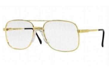 Luxottica Eyeglasses LU1020U with Lined Bifocal Rx Prescription Lenses