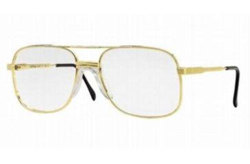 Luxottica Eyeglasses LU1020U with No Line Progressive Rx Prescription Lenses