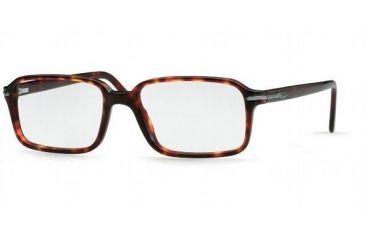Luxottica Eyeglasses LU3187 with No Line Progressive Rx Prescription Lenses