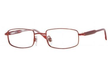 Luxottica Eyeglasses LU6065 with Lined Bifocal Rx Prescription Lenses