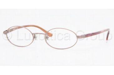 Luxottica Eyeglasses LU6550 with Rx Prescription Lenses   Free