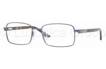 Luxottica LU1378 Single Vision Prescription Eyewear F194-5317 - Shiny Dark Blue