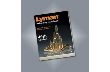 2-Lyman 49th Edition Reloading Handbook