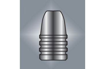 Lyman Rifle Bullet Mould: 45 Caliber - #457191 2640191