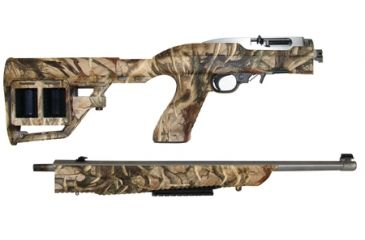 1-Adtac Ruger 10/22 RM-4 Take Down Stock Legends Camo 1081058