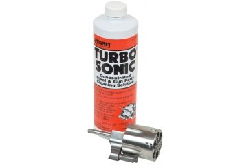 Lyman Turbo Sonic Cleaning Solution for Steel and Gun Parts