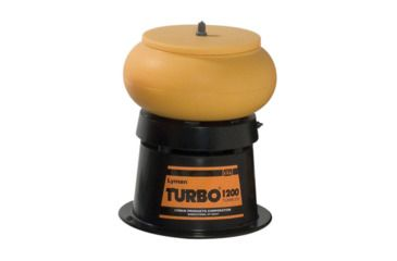 Lyman Turbo Tumbler 1200 (230V) w/media