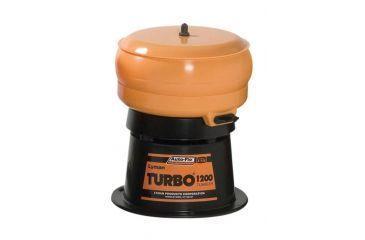 Lyman Turbo Tumbler 1200 Auto-Flo - 115V w/ Media