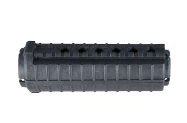MFT M-4 Carbine Military and Police 2 Sided Rail - Black - M33