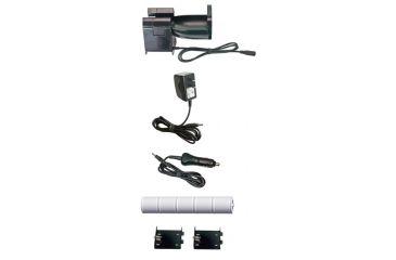 Mag Lite Charger System 1 12v Dc Cig Adapter 110v Ac Converter Case Of 6 Rrn1016