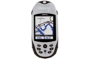 Magellan eXplorist 500 LE recreational Handheld Color GPS receiver w/ AAA battery clip, SD slot 980771112