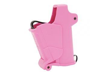 Maglula BabyUpLULA Pistol Mag Loader/Unloader, Pink, Loads .22LR, .25, .32, .380ACP Cal. Single-Stack N 191430