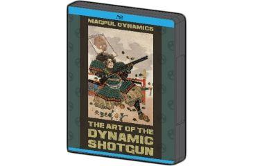 Magpul Art Of Dynamic Shotgun 3 Blue MPIDYN006