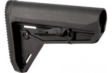 4-Magpul Industries MOE Slim Line Carbine Stock