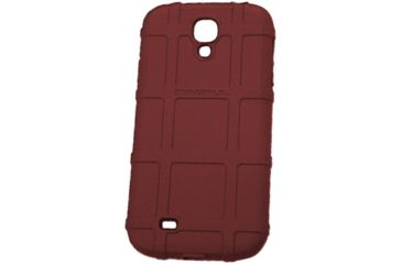 Magpul Industries Galaxy S4 Field Case, Red MPIMAG458-RED