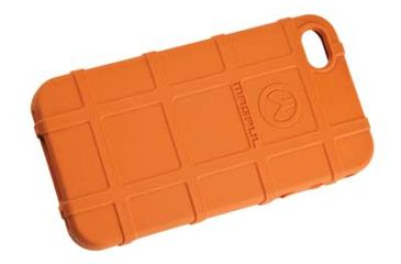 Magpul Industries Iphone 4 Field Case, Orange MPIMAG451ORG
