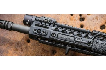 4-Magpul Industries M-LOK Tape Switch Mounting Plate - Surefire ST