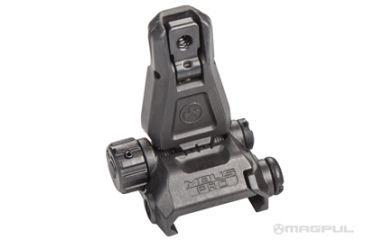 Magpul Industries Mbus Pro Rear Flip Sight Blk MPIMAG276