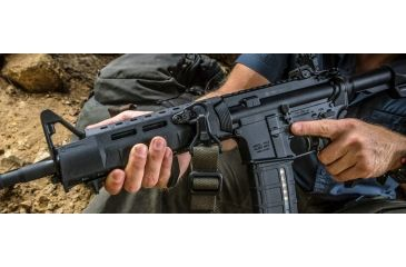 12-Magpul Industries MOE SL Carbine Length AR-15/M4 M-LOK Handguard