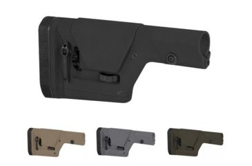 Magpul Industries PRS GEN3 Precision-Adjustable Stock for AR15/M16 and  AR10/SR25 platforms