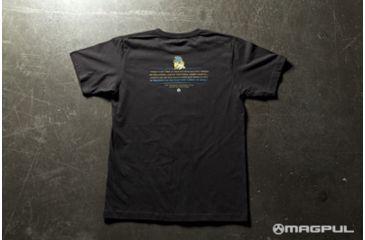 Magpul Industries Surf Club T-Shirt BLK L MPIMAG610-BLK-L
