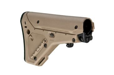 4-Magpul Industries UBR Collapsible Rifle Stock, Fits AR-15/M-16