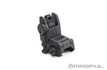 Magpul MBUS Rear Flip Sight Gen 2 Black MPIMAG248BLK