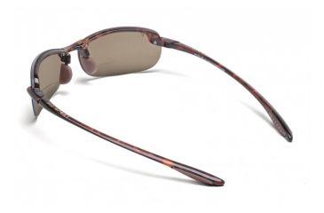 Maui Jim Makaha Reader Sunglasses w/ Tortoise Frame and HCL Bronze 1.50 Magnification Lenses - H805-1015, Back View