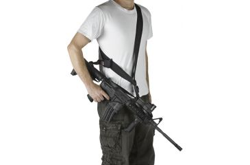 Mako Group 3-point / Single Point CQB Sling SL-2 - In Use
