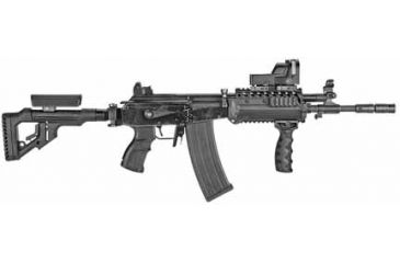 Mako PRG Galil Combat Handguards - In Use