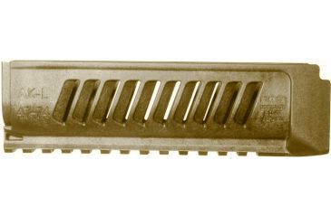 Mako Group AK47 Lower Handguard Rail System - Desert Tan - AKL-47T