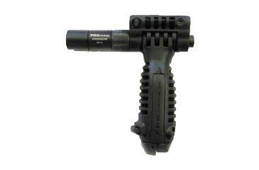 Mako Group Vertical Foregrip & Bipod w/ Integrated Tactical Flashlight