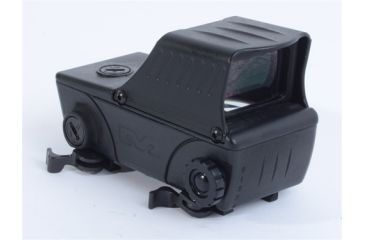 Mako Group Red Dot Sight with 2.0 moa red dot, Black Mepro M5