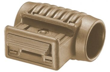 Mako Group Tactical 1inch Flashlight Side Mount - Desert Tan PLS1T