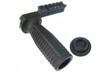 Mako Group Foregrip w/ Optional Side Rail