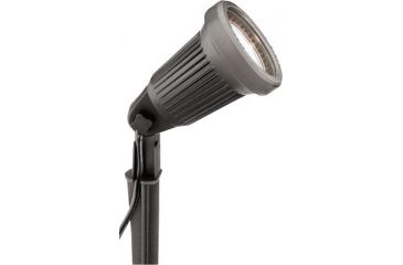 Malibu 20 Watt Halogen Cast Metal Low Voltage Outdoor Flood Light,Black 8301-9602-01