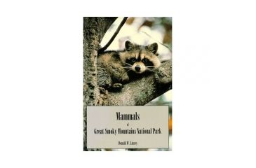 Mammals Of The Smoky Mtn, Donal Linzey, Publisher - U Of Chicago