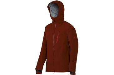 teton hs hooded jacket men  Mammut Alvier HS Hooded Jacket - Mens | 37% Off 5 Star Rating w ...