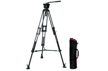 Manfrotto 501HDV, 546BK and MBAG90PN Kit