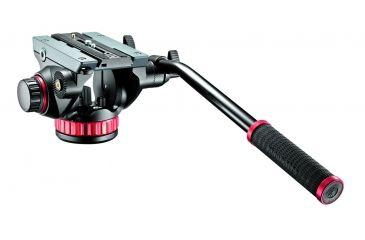Manfrotto 502HD Pro Fluid Video Head Flat Base MVH502AH
