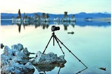 Manfrotto Befree Tripod in use