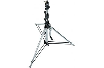 Manfrotto Bogen Black Short Wind Up Stand 087NWSHB