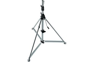 Manfrotto Bogen ManfrottoSuper Wind Up Stainless Steel Stand (Special Order Only) 387XU