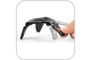 Manfrotto Large Pocket Support For DSLR, Black MP3-BK