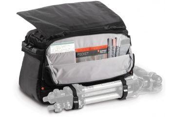 Manfrotto Lino Pro VII Messenger Bag Tripod Snaps