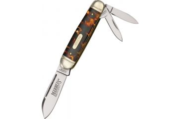 Marbles Sleeveboard Whittler Knife, 3.5in. Closed MR294