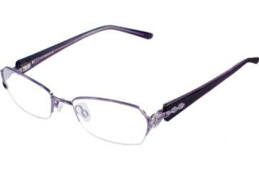 Marcolin MA7299 Eyeglass Frames - Shiny Lilac Frame Color